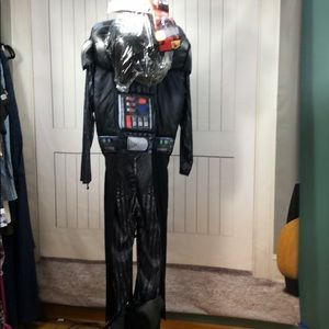 NWT STAR WARS DARTH VADER COSTUME SIZE LARGE